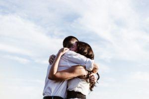 The Proper Hug